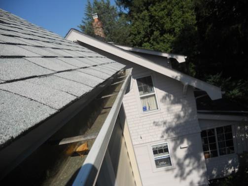 Questions on roof job in progress doityourself