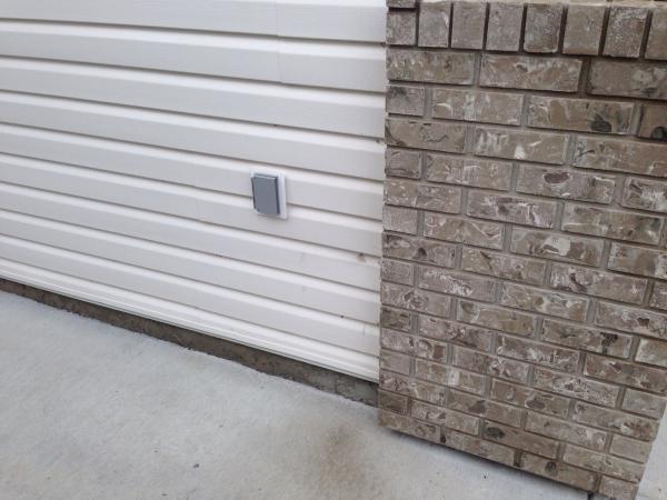 Garage Wall Water Leak Doityourself Com Community Forums