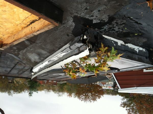 Tarping A Flat Roof Doityourself Com Community Forums
