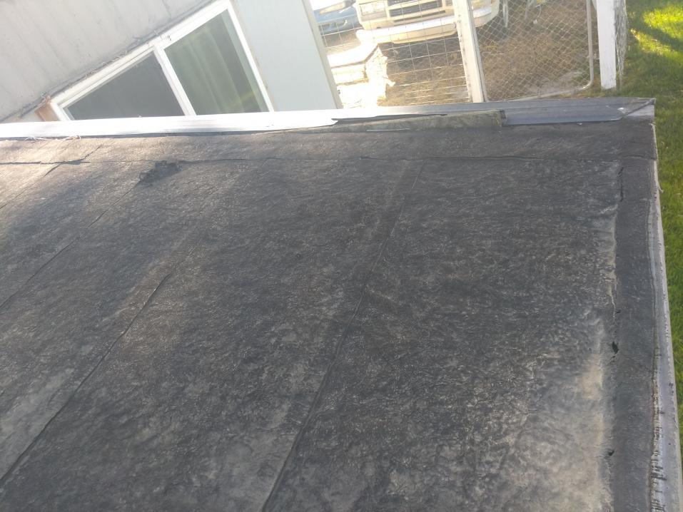 How To Repair Mobile Home Roof Doityourself Com