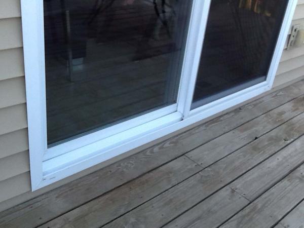 Leaking Sliding Glass Door Doityourself Com Community Forums