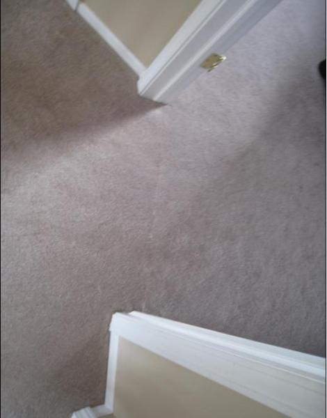 Carpet Seams Joints Showed Up Doityourself Com Community