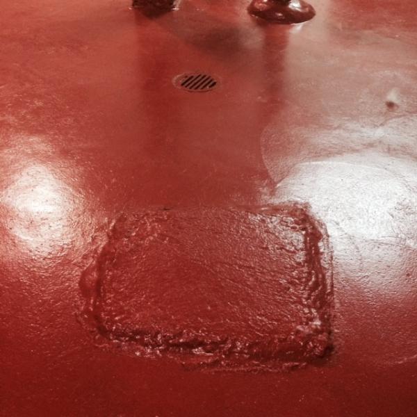 Hump In Concrete Basement Floor