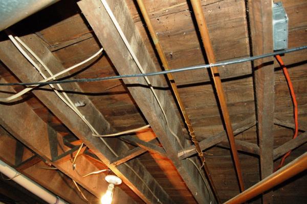 first  u0026quot flip u0026quot -1910 replacing floors