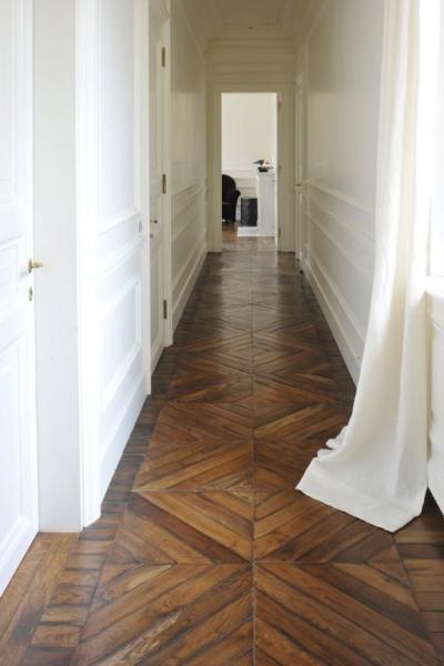 Installing A Custom Wood Flooring Over Concrete Doityourself