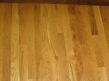 Oak floor finishing techniques unique ideas processes for Laminate flooring techniques