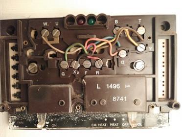 Trane Weathertron Baystat 240a Wiring Diagram. . Wiring Diagram on
