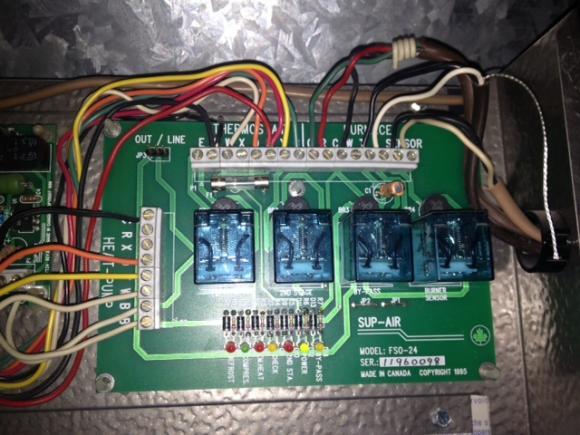 Nest Bi Energy Heat Pump Oil Furnace Doityourself