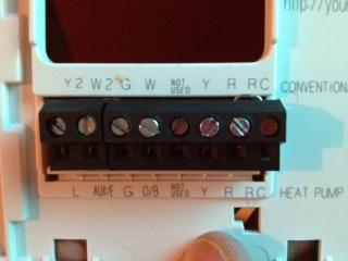 honeywell thermostat rth6350 installation manual. Black Bedroom Furniture Sets. Home Design Ideas