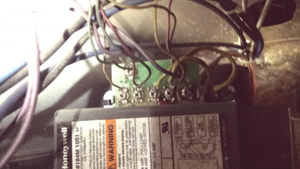 honeywell r8184m wiring diagram honeywell thermostat
