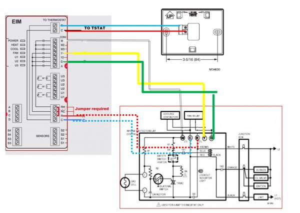 Honeywell R8184m1051 Wiring Diagram 35 Wiring Diagram Images