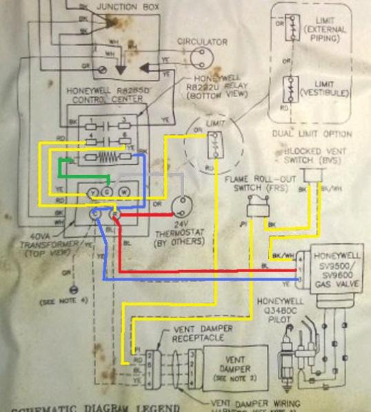 Burnham Boiler Series 3 Wiring Diagram - Block And Schematic Diagrams •