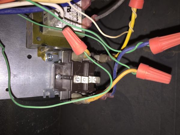 furnace wiring gauge oil furnace wiring diagram older furnace