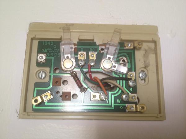 Weathertron Thermostat Wiring Diagram on