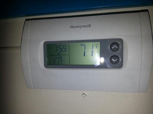 Diagram Honeywell Thermostats