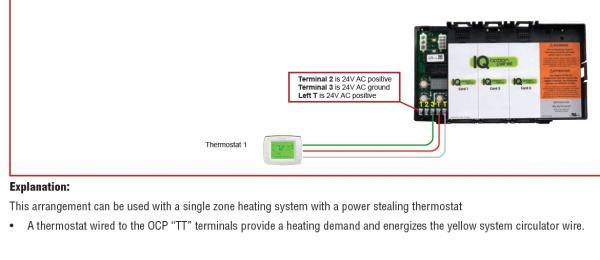 Burnham Es2  U0026quot C U0026quot  Wiring For Wifi Thermostat