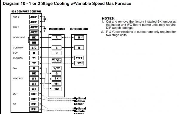66619d1464398986 american standard trane heat pump air handler thermostat not wired correct thermostat_wiring american standard (trane) heat pump air handler thermostat not trane heat pump wiring diagram at gsmportal.co