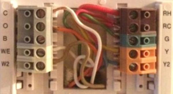 Pro1 Thermostat Wiring Wiring Diagram