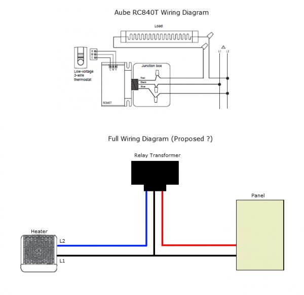 relay transformer for fan forced heater doityourself com here s my wiring diagram relay jpg views 133 size 24 8 kb