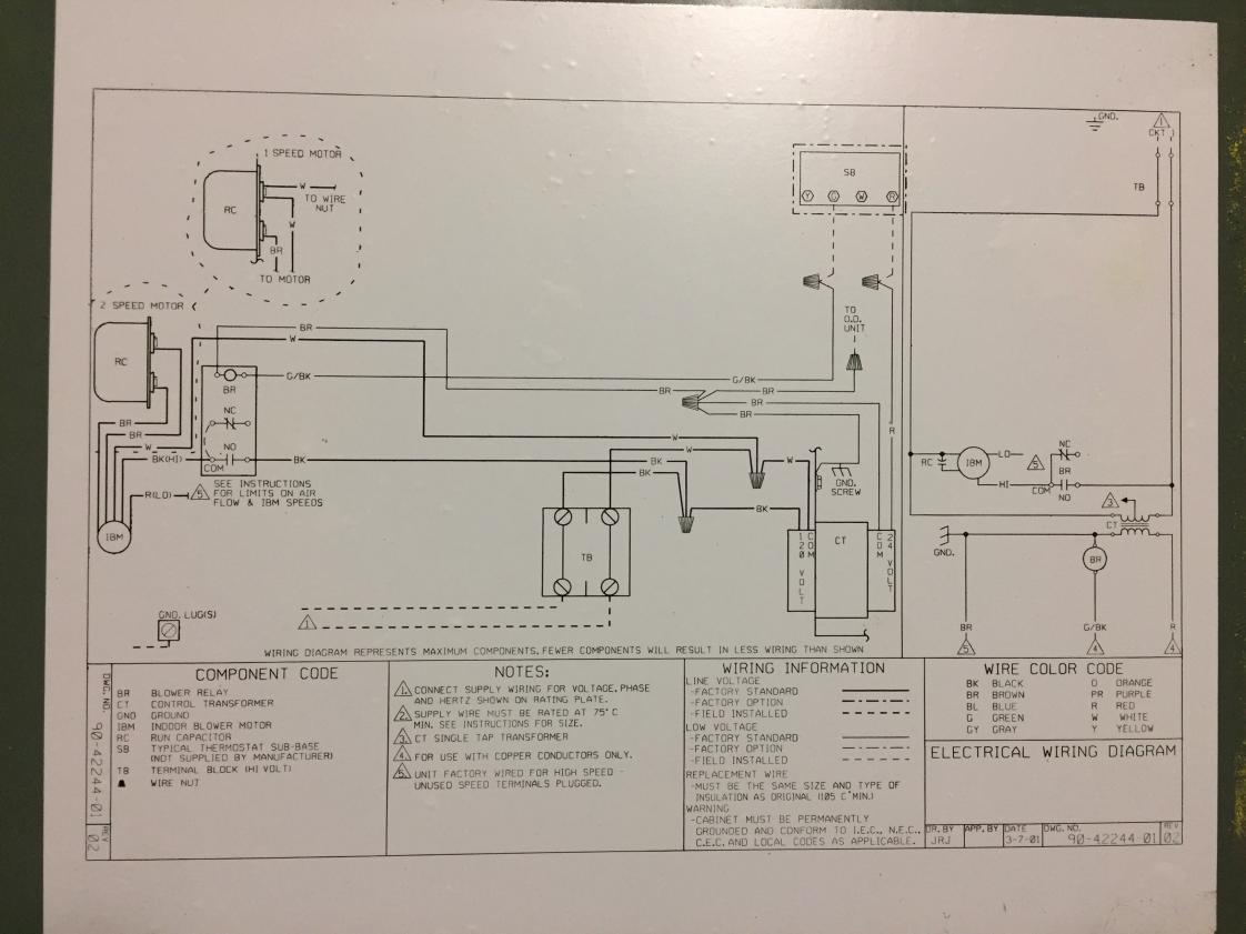 3 Zone Heating Wiring Diagram