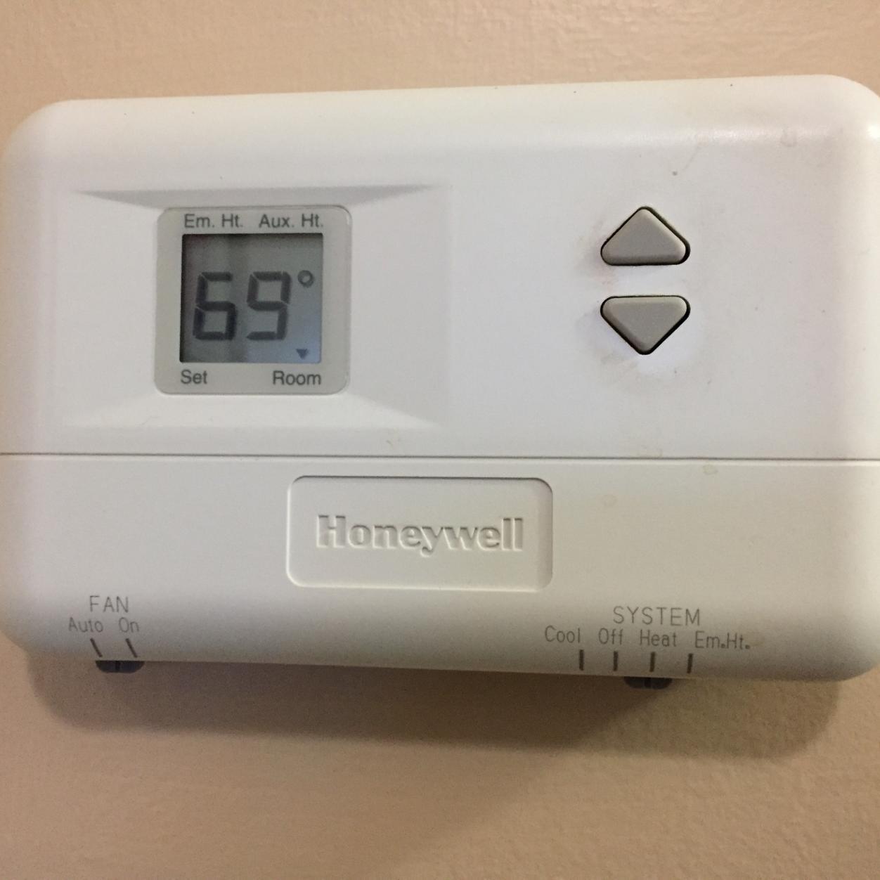 Need Help Hopefully Installing New Thermostat