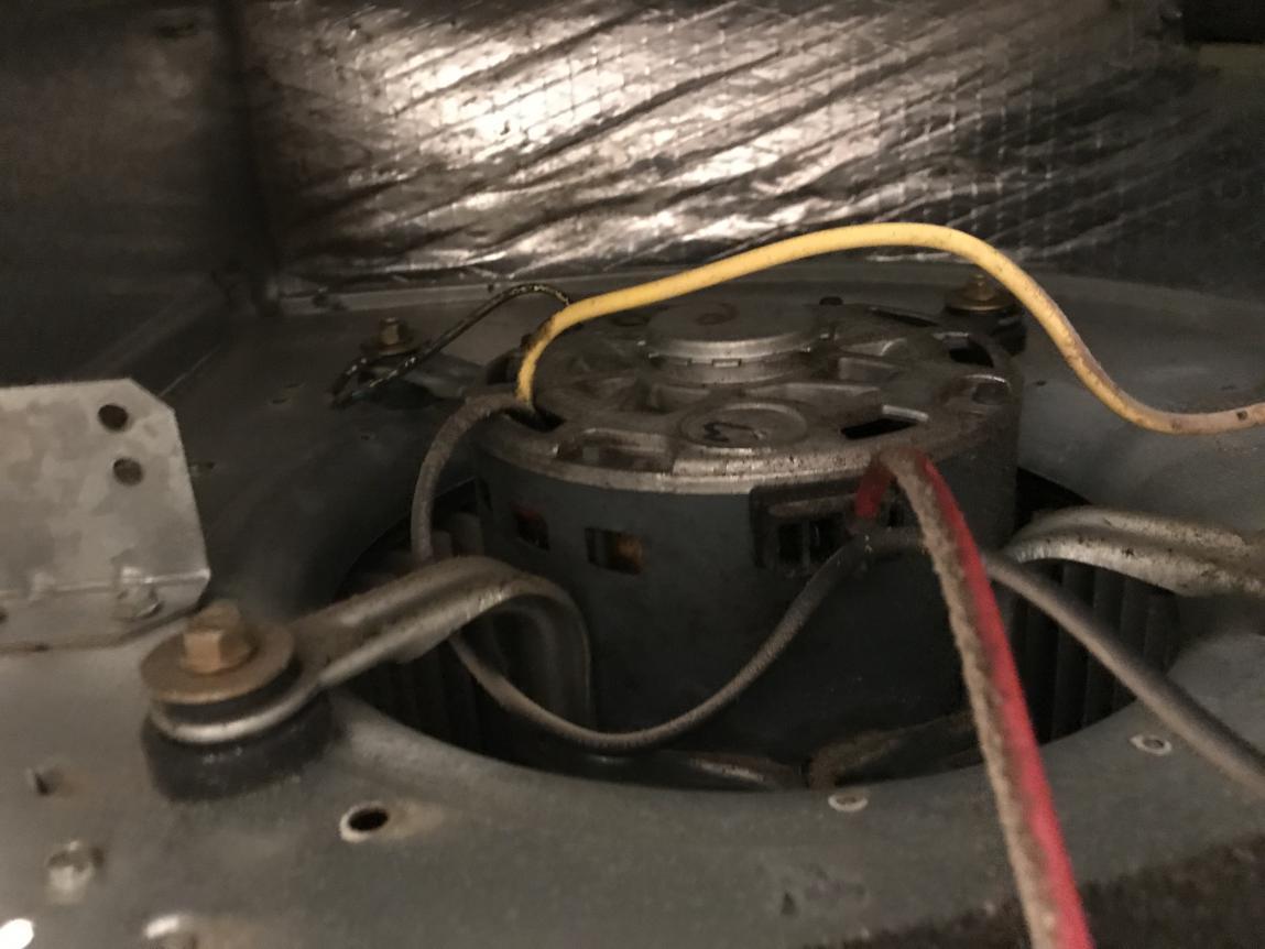 Trane to VINE thermostat - DoItYourself.com Community Forums on