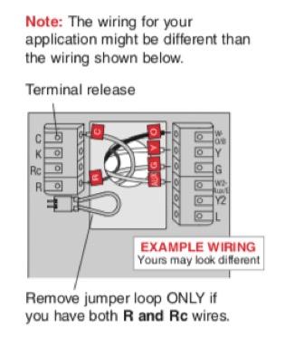 honeywell pump wiring diagram heat pump thermostat wiring diagram ...  wires
