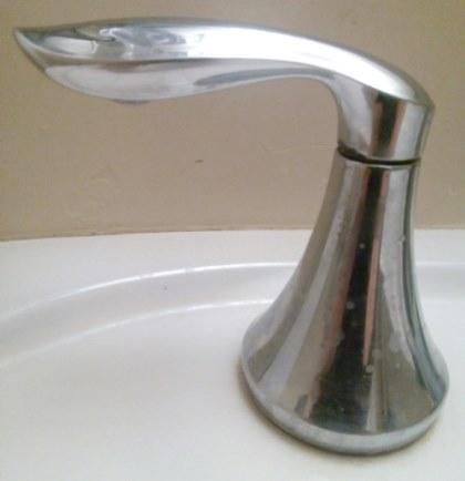 Help Removing Bathroom Faucet Handle