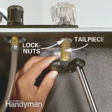 Newbie Question: Kitchen Sink Leak - DoItYourself.com Community Forums