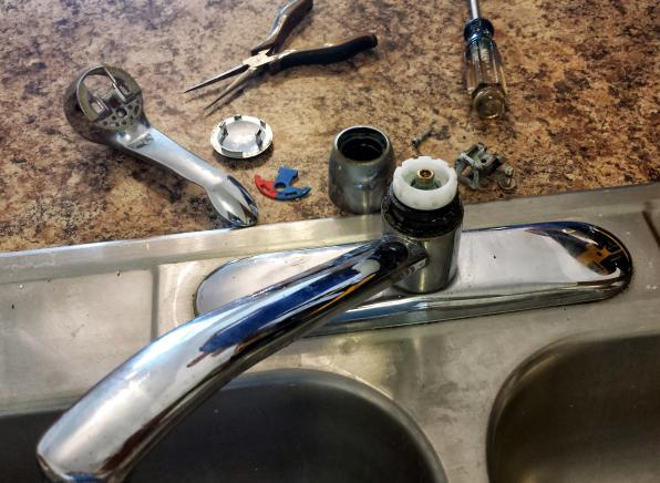 Need Help Identifying Which Moen Kitchen Faucet I Have