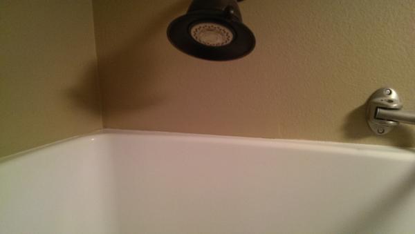 found black mold behind paint community forums. Black Bedroom Furniture Sets. Home Design Ideas