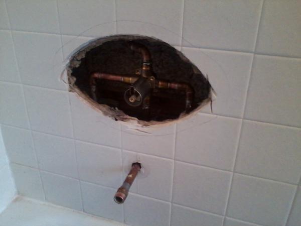 Bathtub Faucet Kits