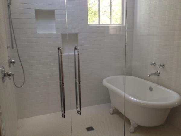 Drain For Clawfoot Inside Shower DoItYourselfcom
