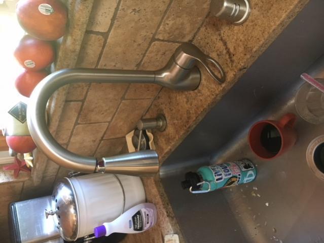 Moen Kitchen Faucet Leak Doityourself Com Community Forums
