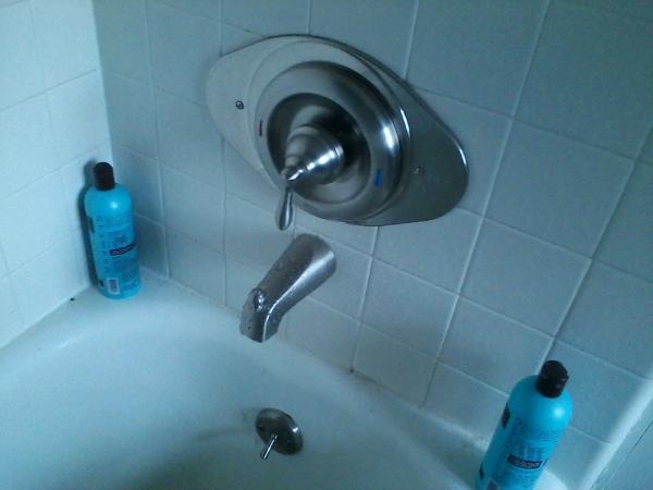 kohler coralais shower faucet retrofit kits