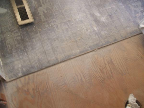 Can I Should I Keep Plywood Underlayment On Wood