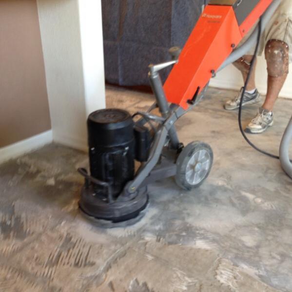removing kitchen tile floor for laminate community forums. Black Bedroom Furniture Sets. Home Design Ideas