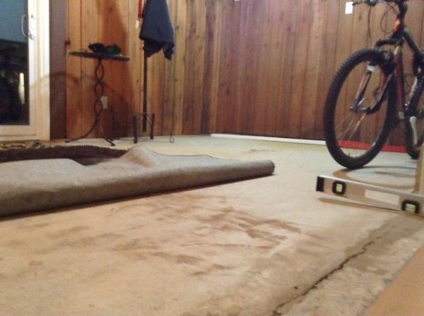 Ibc Floor Elevation Change : Help large abrupt elevation change in floor