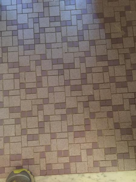 Tile Identification Help 1950s DoItYourselfcom