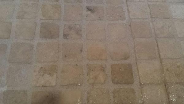Crack Between Shower Floor Tile Doityourself Community Forums