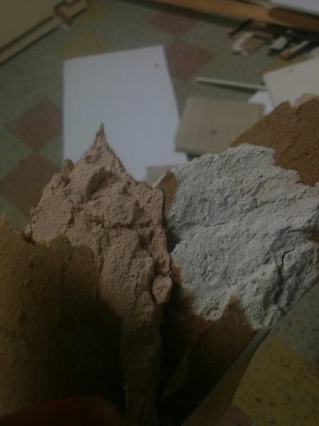 Pink Drywall Chalk Not Paper Doityourself Com