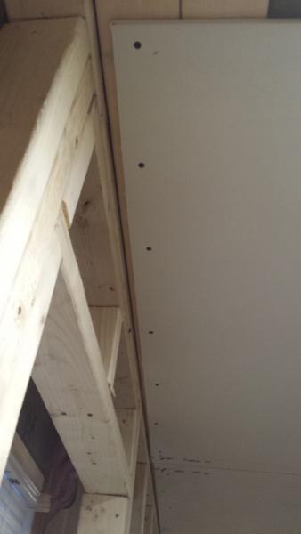 Furred Ceiling Drywall Walls : Hanging drywall ceiling furring strips tiles