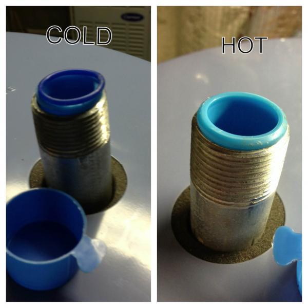 New Water Heater Install Questions Doityourself Com