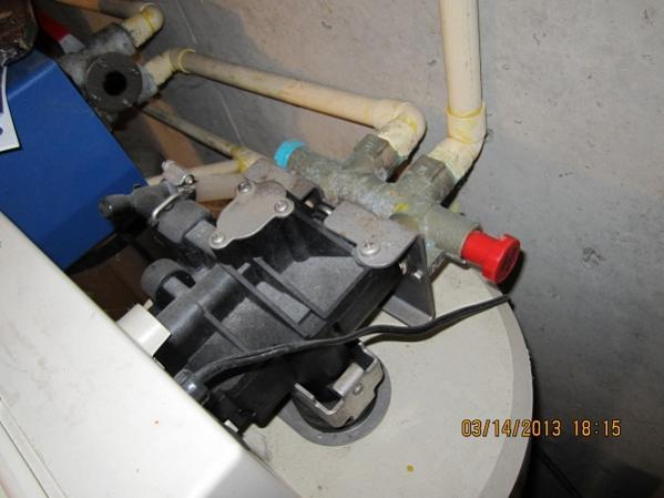 Water Conditioner Help General Ionics Doityourself