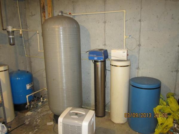 Long Term Solution Rust Well Water Doityourself Com