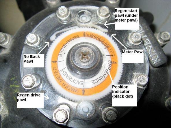 Kinetico Water Softener Manual Repair