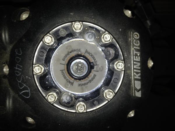 Kinetico Mach Series Water Softener