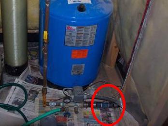Culligan Water Softener Loss Of Pressure Doityourself