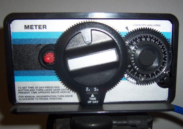 Water Softener Water Softener 5600 Econominder