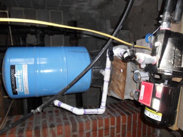 My Well Pump Will Not Build Pressure Doityourself Com
